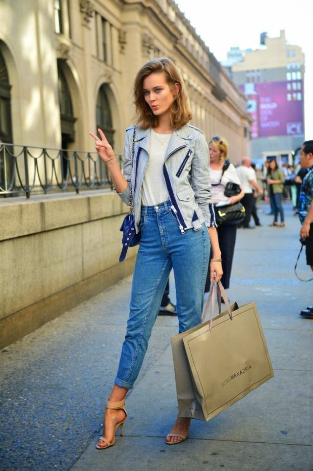 How To Dress Up Your Jeans - Page 3 of 7 - Fashion Style Mag