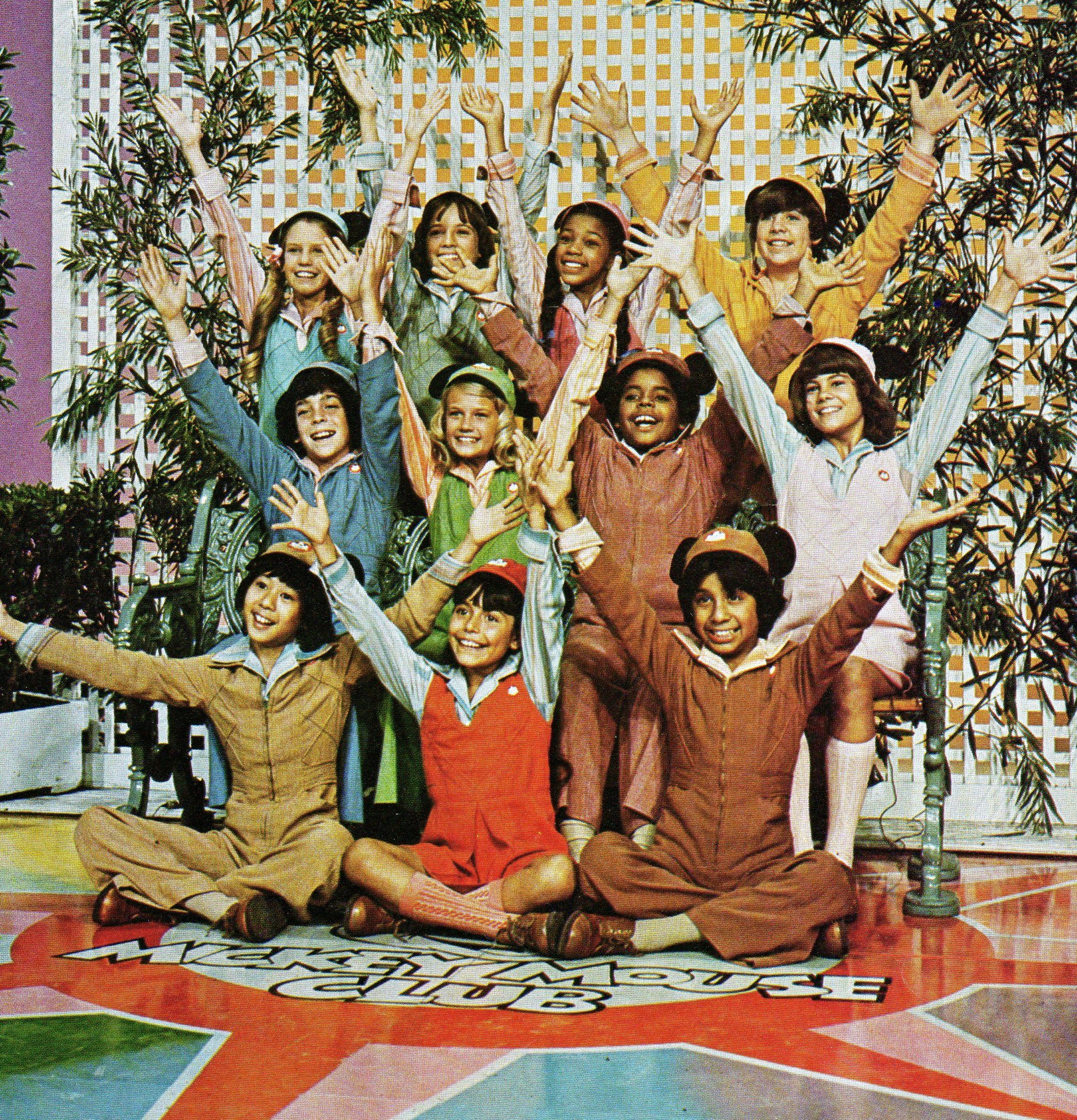 New Mickey Mouse Club 70's. (this photo is missing