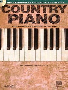 Country piano hal leonard keyboard style series by mark harrison country piano hal leonard keyboard style series by mark harrison repost fandeluxe Gallery