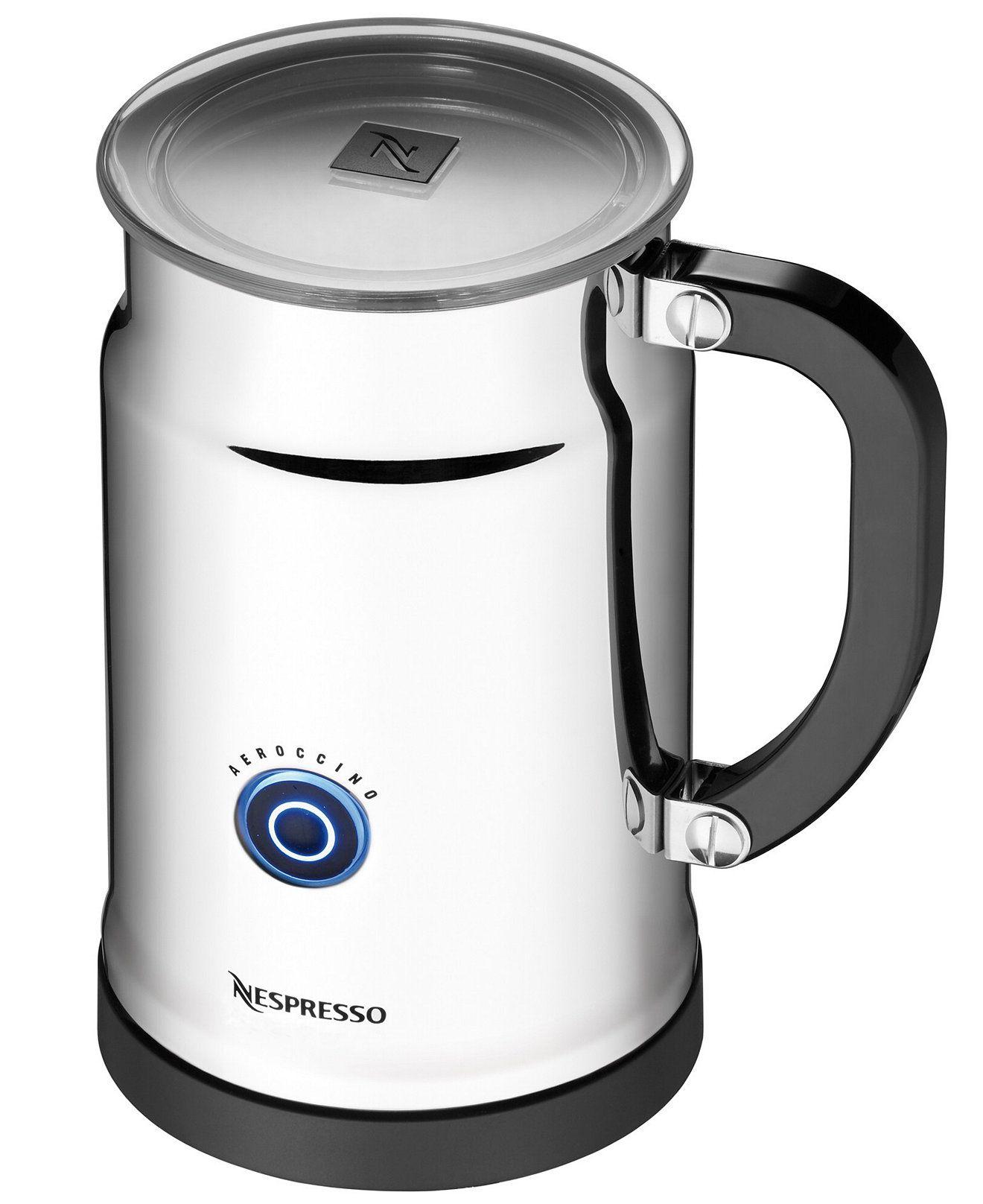 Nespresso 3192US Milk Frother, Aeroccino Plus & Reviews