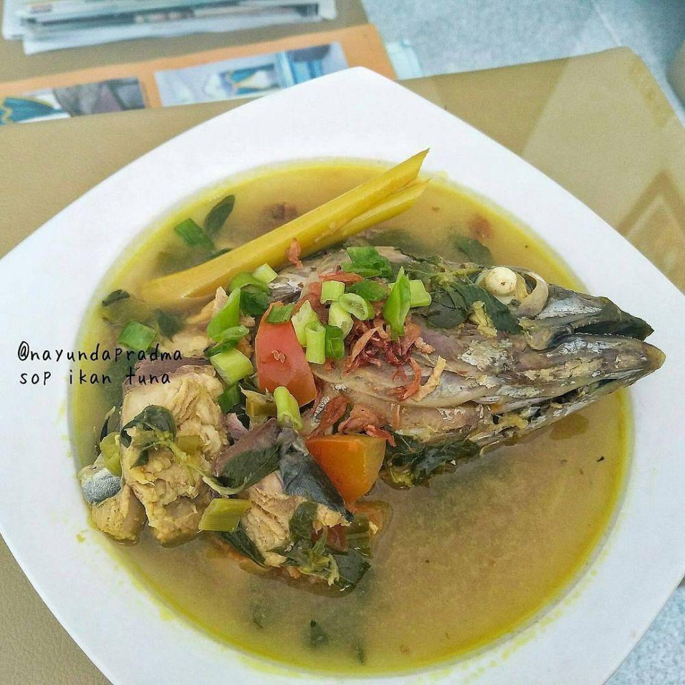 Resep Olahan Ikan Tuna C 2020 Brilio Net Di 2020 Resep Makanan Resep Makanan
