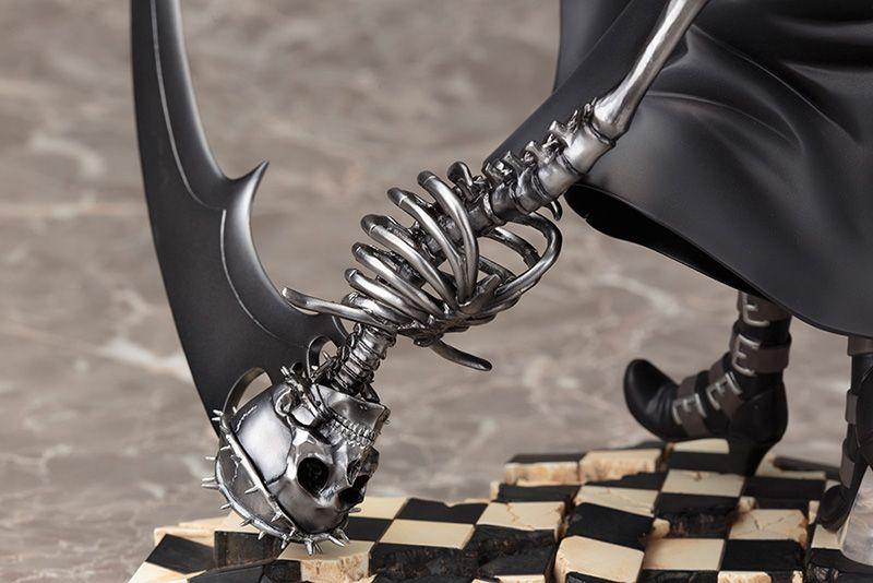 Black Butler Undertaker Cosplay Scythe
