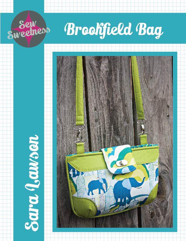 Brookfield Bag Free Pattern | kostenlose Taschen-Schnittmuster ...