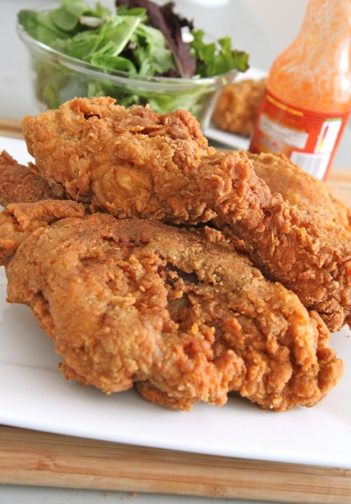 Spicy Crispy Fried Chicken Fried Chicken Recipes Crispy Fried Chicken Spicy Fried Chicken