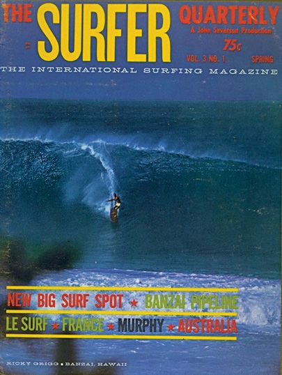 Surfer Magazine Surf News Fantasy Surfer Photos Video And Forecasting Surfing Surfer Magazine Retro Surf