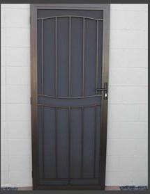 Security Screen Doors Puertas De Hierro Puertas De Hierro Forjado Puertas De Entrada De Metal