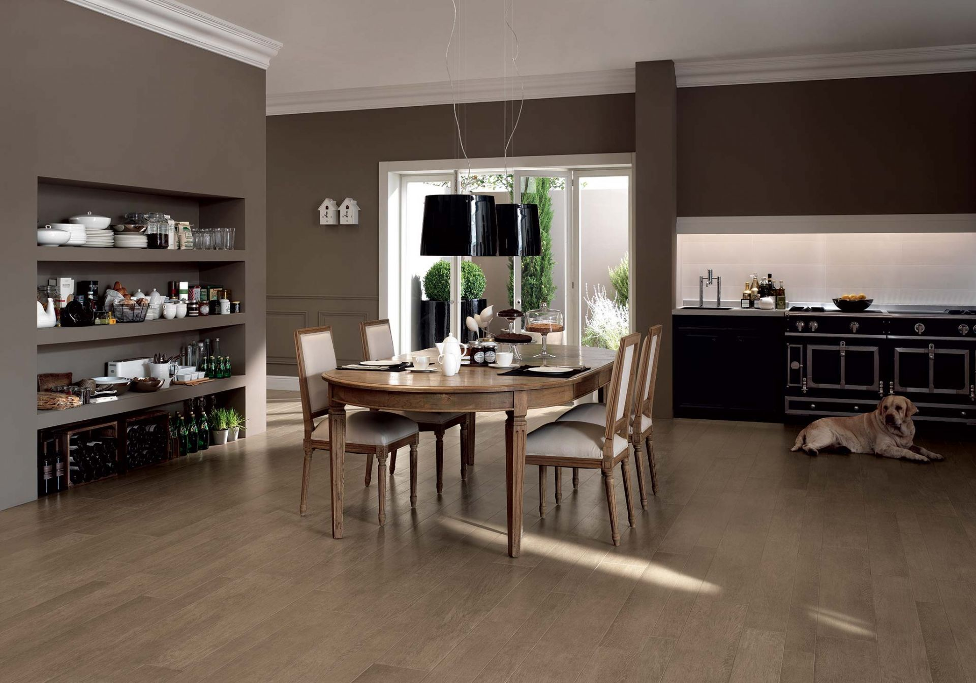 Compliment Your Contemporary Designs Clean, Sleek Lines With Casa Dolce