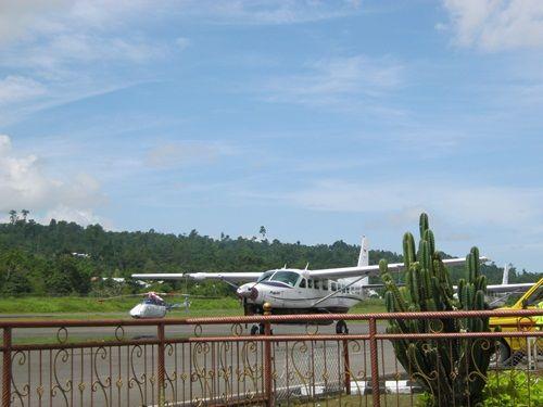 Rendani, Manokwari city airport