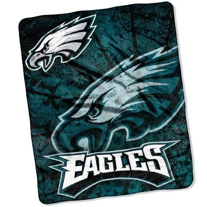 GIFT ITEM Cozy Up In This Warm Philadelphia Eagles Throw Blanket Enchanting Eagles Throw Blanket