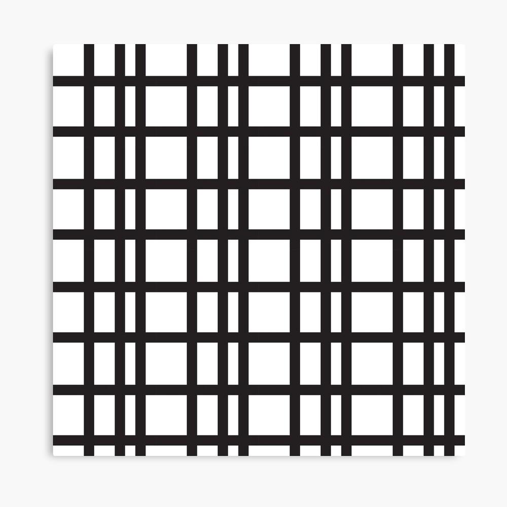 Black And White Grid Seamless Pattern Mug By Kallyfactory Seamless Patterns Seamless Pattern