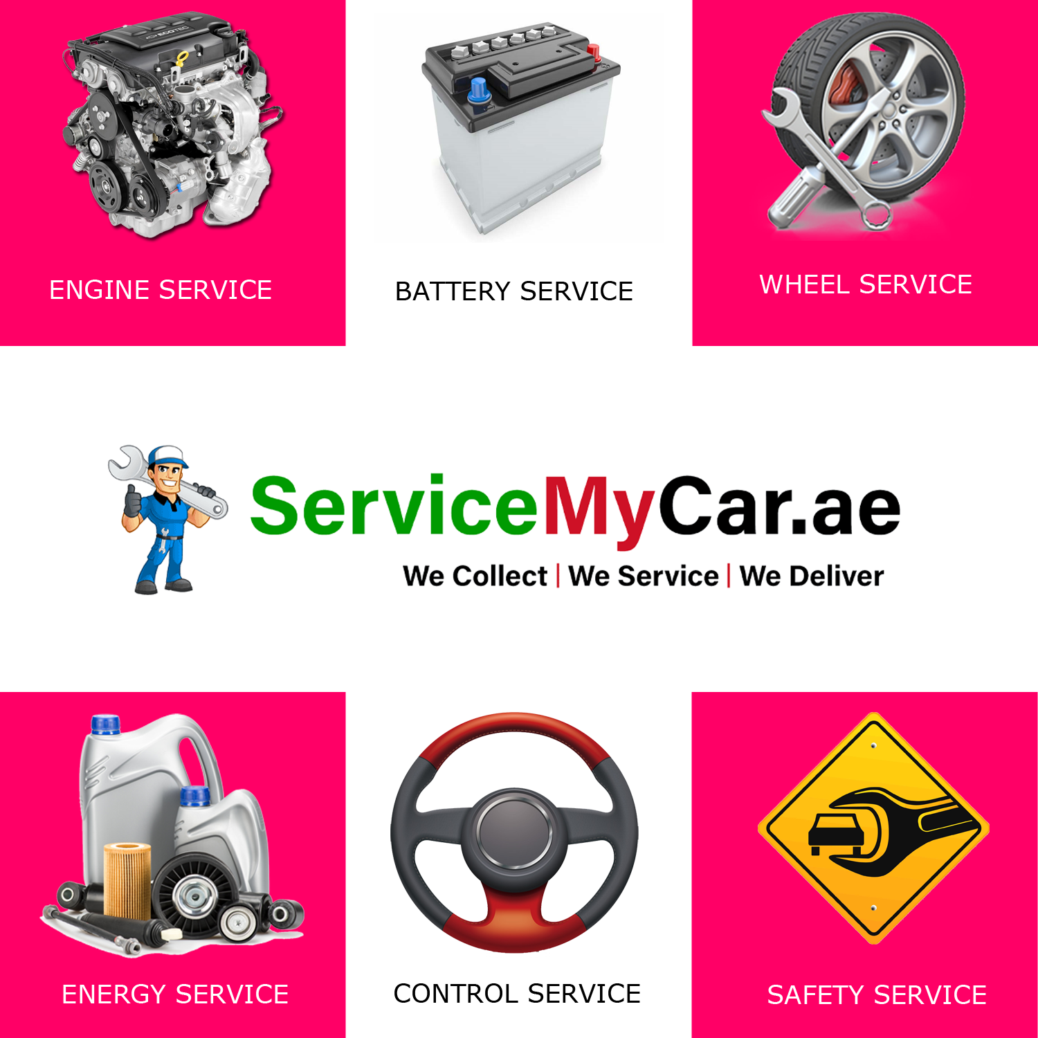 Get A Complete Car Interior And Exterior Service At Servicemycar Ae It Is An Amazing Platform For Car Repair And Mai Repair And Maintenance Car Sharing Repair