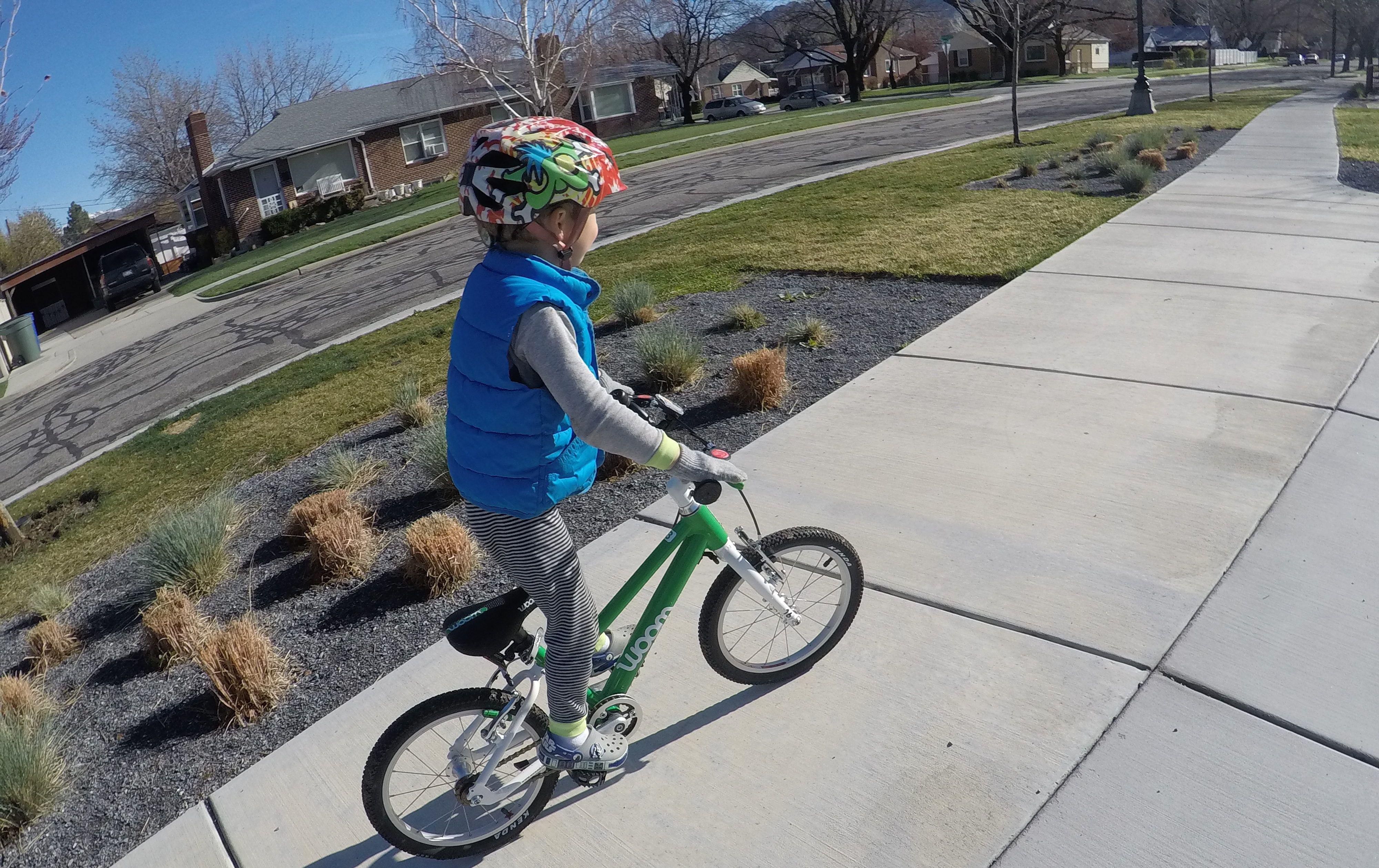 Woom 3 Kids 16 Bike Review Rascal Rides Bike Reviews Kids 3