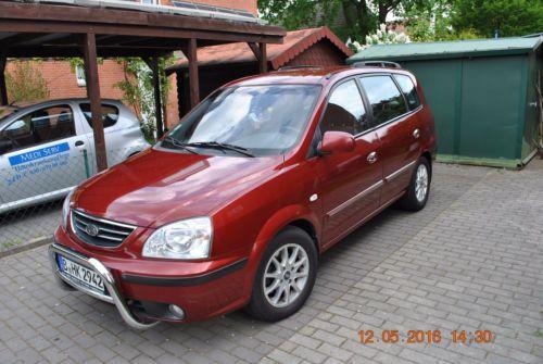 Kia Carens CRDi Aut. EX, DE-12524Berlin Almanya