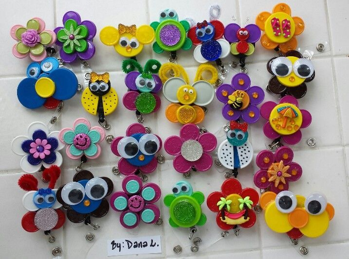 Diy badge holder google search badge crafts pinterest diy badge holder google search solutioingenieria Gallery