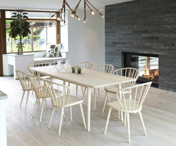 Missoni Home Dining Chair Miss: Ekerö Möbler - Miss Holly Bord Från Stolab