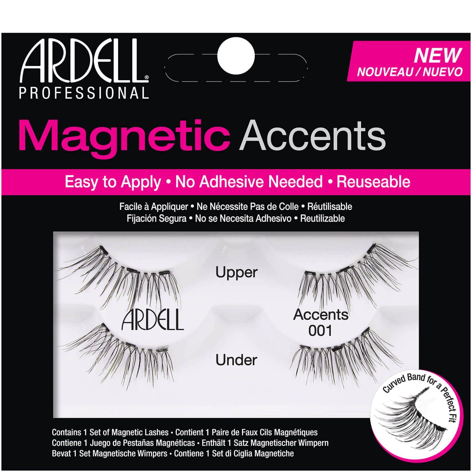 Ardell lash natural accents 001 false eyelashes
