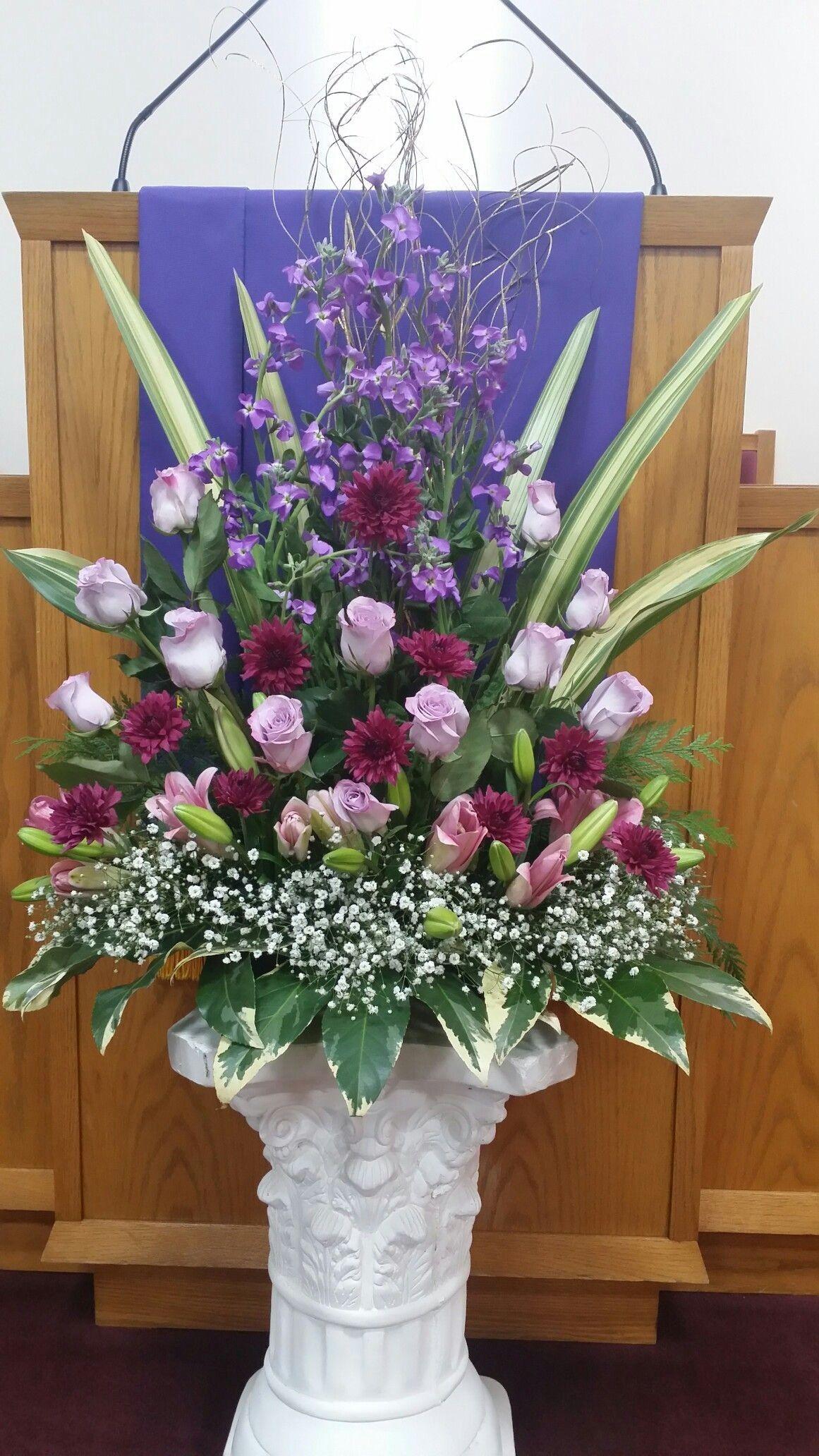 Idea by elsa mejia on flower arrangements tropical