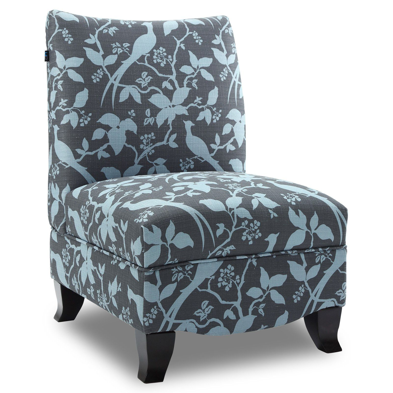 Donovan Accent Bardot Chair Accent Chairs Furniture