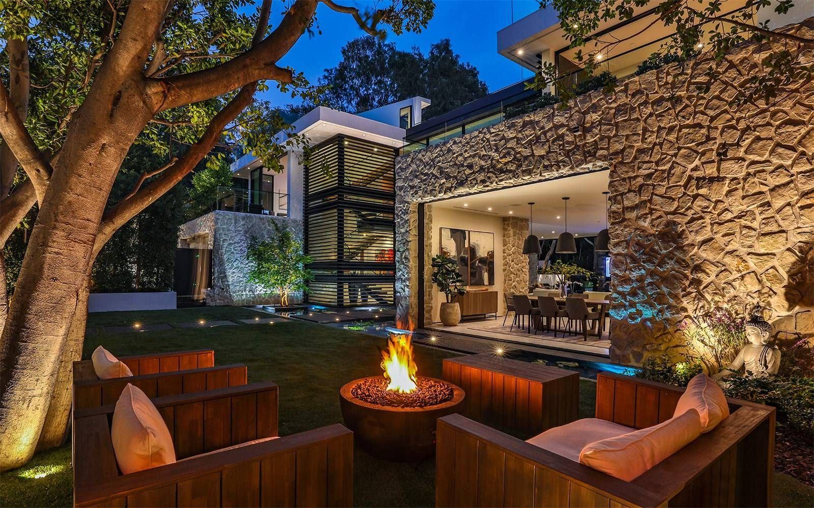 1240 Sierra Alta Way: a luxury home for sale in Los ...