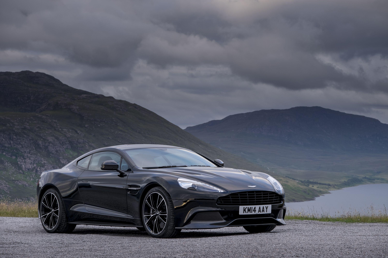 2014 Aston Martin Vanquish Carbon Black Aston Martin Vanquish