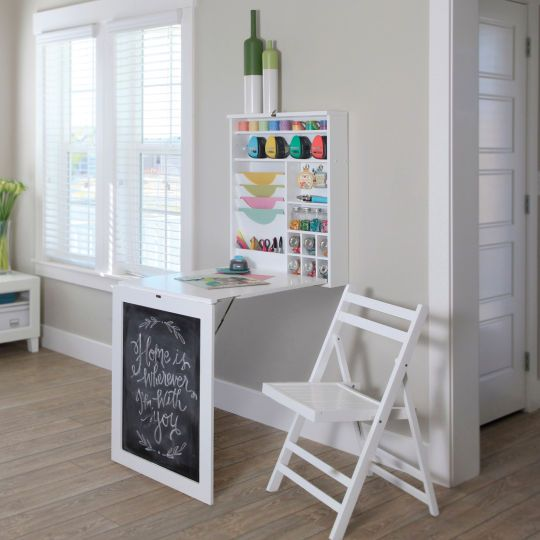 The Perfect Hideaway Art Station You Can Find This At Michaels Or