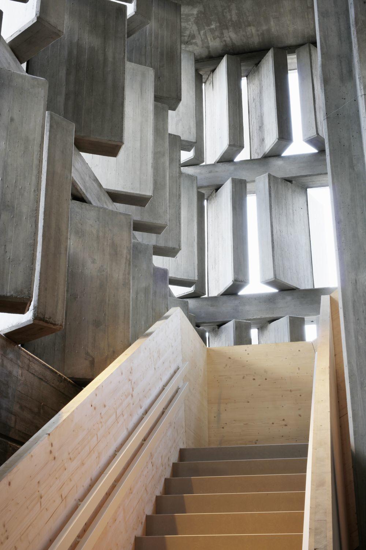 Kita Christkonig Saarlouis Mit Bildern Architektur Beton Architektur Stadtebau