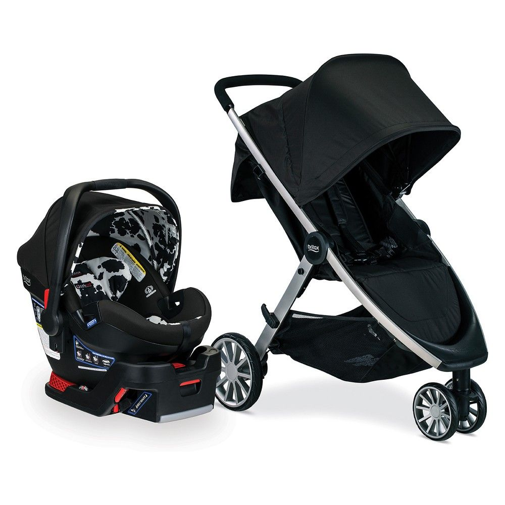 Britax B-Lively/B-Safe 35 Ultra Travel System ...