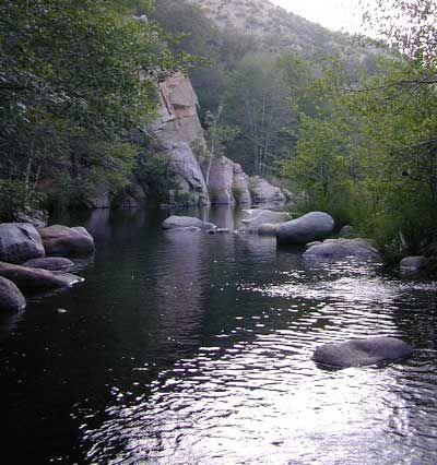 Twin Peaks California Camping Big Bear Lake Arrowhead