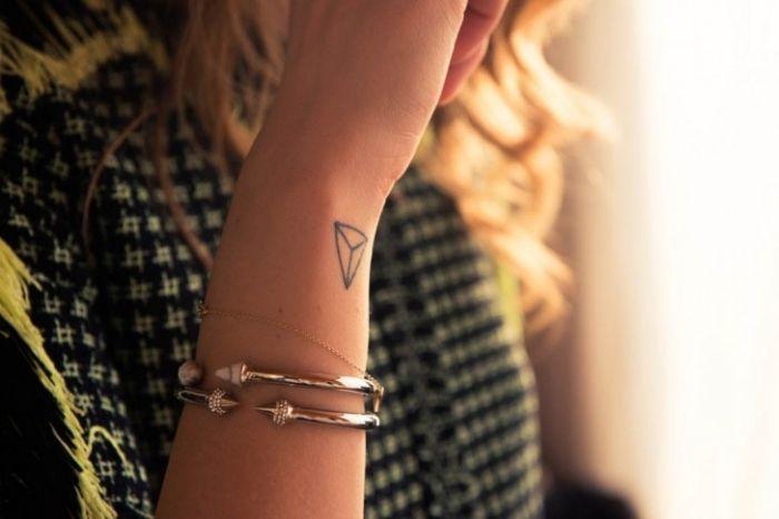 1001 + modèles incroyables de tatouage discret | Tatouage secret, Tatouage discret, Tatouages ...