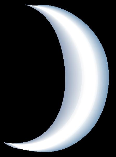 Crescent Moon Png Clip Art Image Clip Art Art Images Crescent Moon