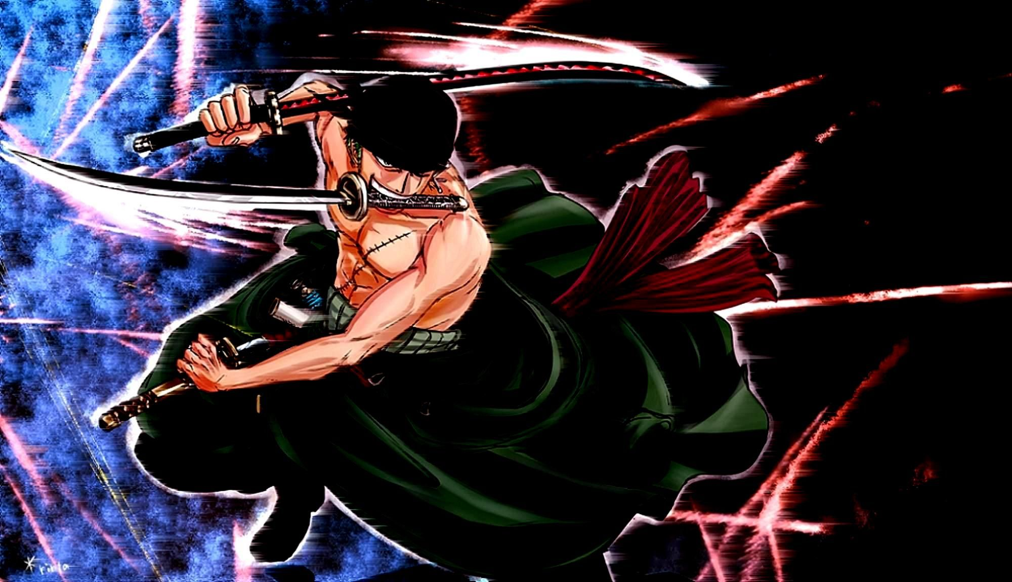 Roronoa Zoro Wallpaper Hd Top High Definition Wallpapers Backgrounds