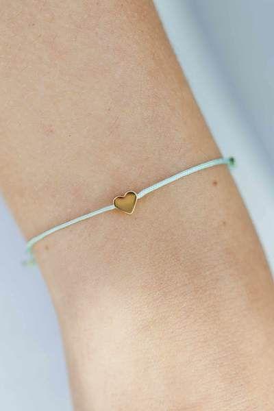 Oh Bracelet Berlin Nylonarmband Herz Für Die Beste Trauzeugin | Optional Mit Gravur #geschenkanhängerweihnachten