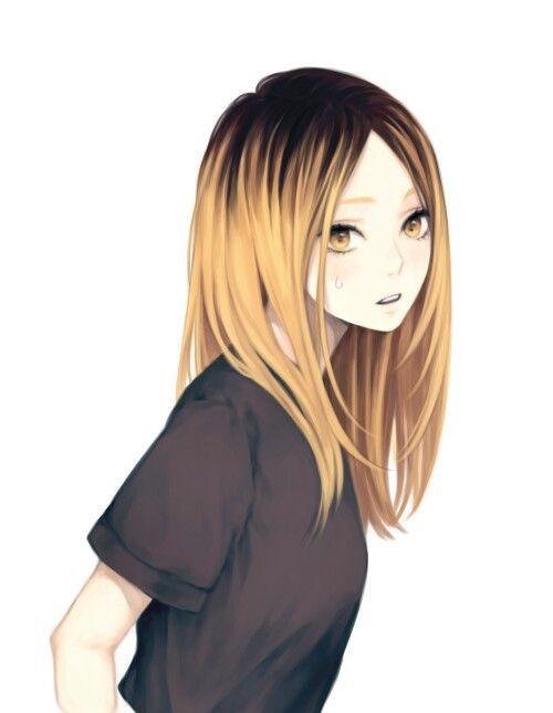 Kenma is still as pretty as a girl ^^