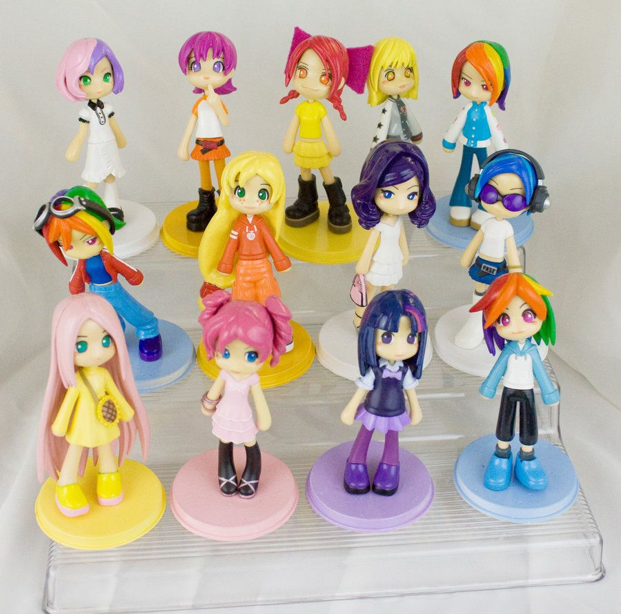 Mlp Pinky Street Cast By Bluepaws21 Deviantart Com Want These