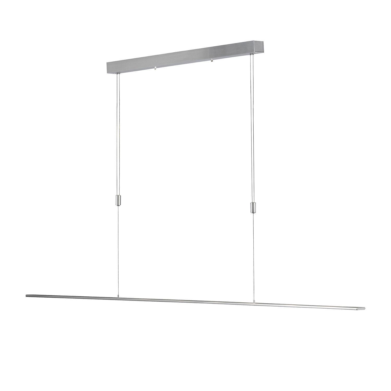 EEK A+, LED-Pendelleuchte Vilde 8-flammig - Silber Metall, Honsel Jetzt bestellen unter: https://moebel.ladendirekt.de/lampen/deckenleuchten/pendelleuchten/?uid=098bf34c-7e4f-571d-91cf-acd6bad4b745&utm_source=pinterest&utm_medium=pin&utm_campaign=boards #deckenleuchten #pendelleuchten #lampen #honsel #innenleuchten
