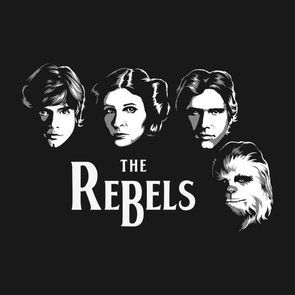 The Rebels - ellie morter