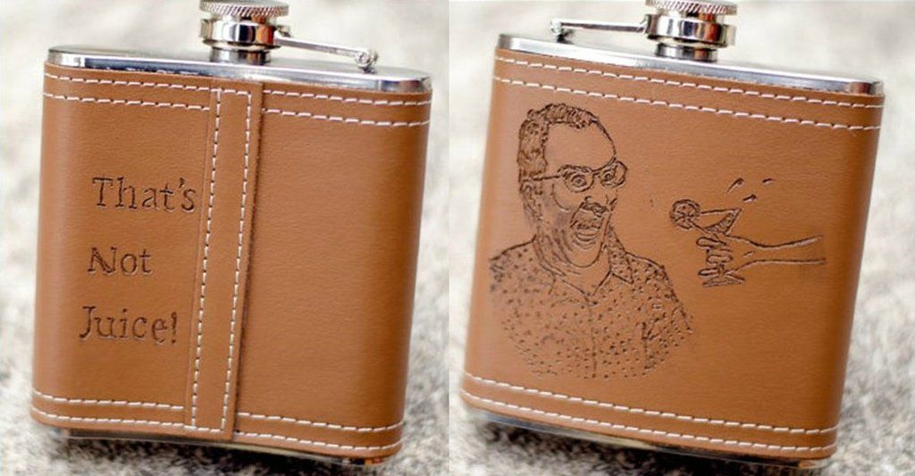Arrested Development Flask