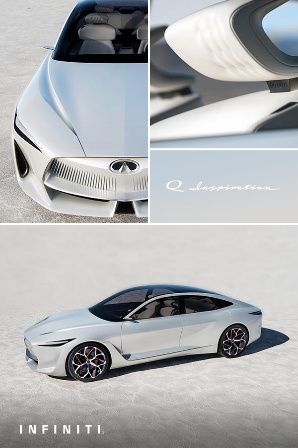 Humble Origins Infiniti Q Inspiration Infiniti Concept Cars Infiniti Q