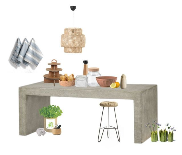 eco table | Rattan, Interiors and Kitchens