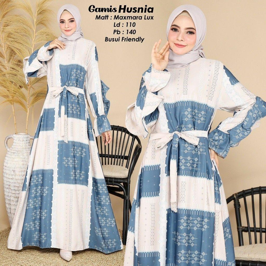 Baju Muslim Wanita Terbaru 2020