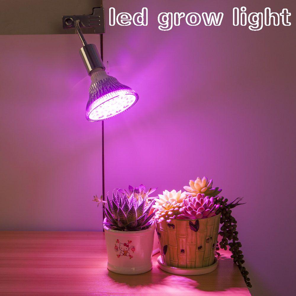 Grow lamp with clipfull spectrum grow light for indoor plant grow grow lamp with clipfull spectrum grow light for indoor plant growplant light arubaitofo Gallery