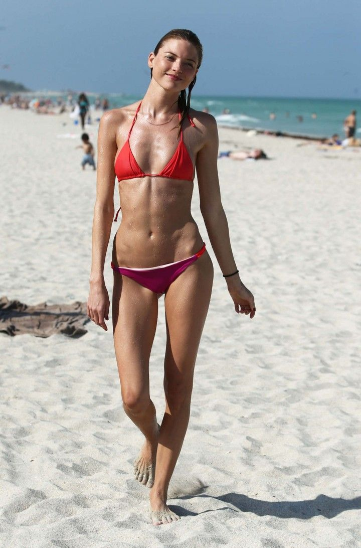 35e01b356d Martha Hunt shows off her bikini body in Miami. Description from  moejackson.com. I searched for this on bing.com images