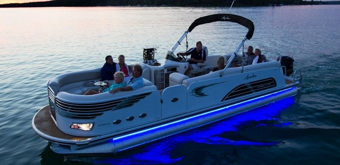 ambassador rj optional under rubrail lighting pleasure authorized dealer for avalon pontoons the pontoon boat on the market get the latest news about newport pontoons view new boats or seasonal offers