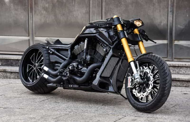 Harley Davidson Night Rod Special Carbon By Fiber Bull Harley Davidson Night Rod Night Rod Special Harley Davidson Pictures