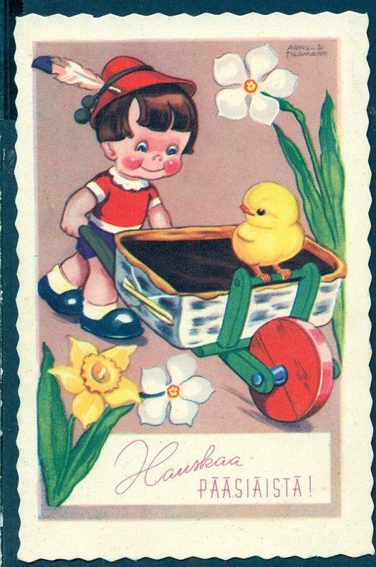 Arnold Tilgmann postcard | eBay