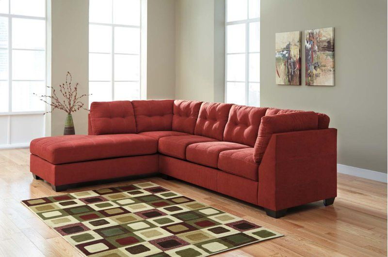 Chaise Sofa With Option To Switch Configuration Chaise On