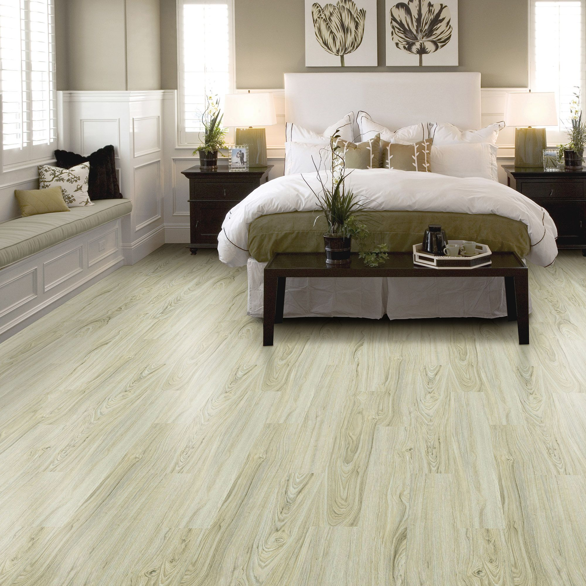 Innovative. Authentic. Effortless. Allure Flooring is the
