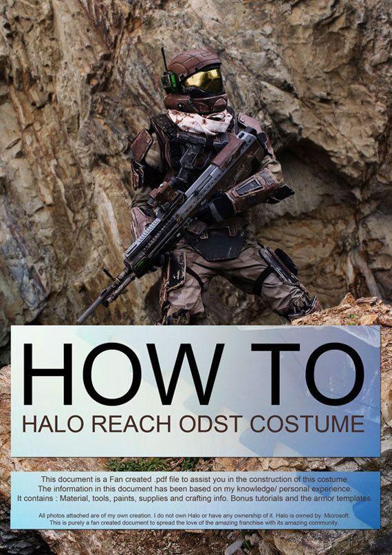 How To: Reach ODST Fan Webseries - For Beginners | MASON