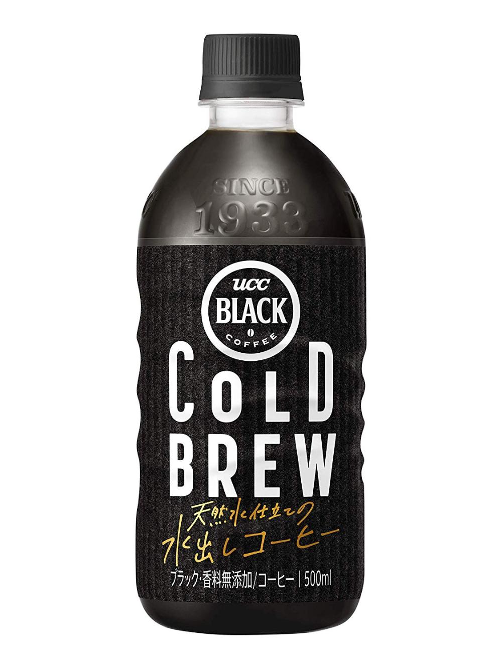 Amazon Ucc ブラック コーヒー コールドブリュー 無糖 500ml 24本 ブラック無糖 食品 飲料 お酒 通販 2020 お酒 コールドブリュー 酒