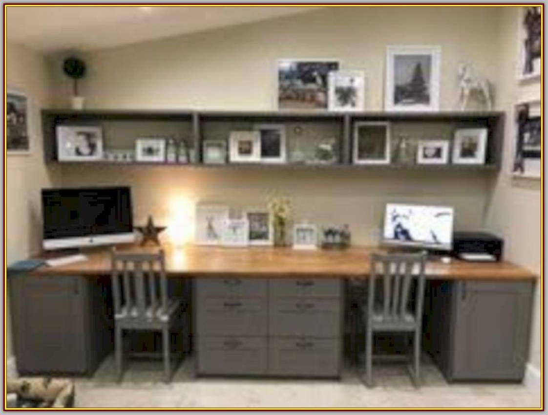 Most Popular Modern Home Office Design Ideas For Inspiration Modern Interior Design Basement Home Office Home Office Design Home Office Furniture